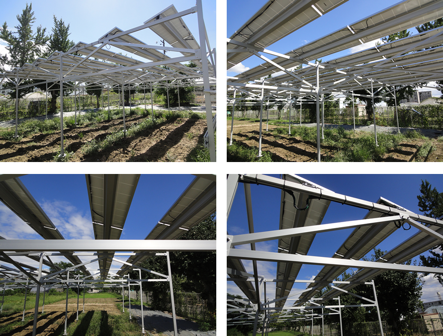NEW PRODUCT ARRIVED! Solar with Garden for narrow-width modules